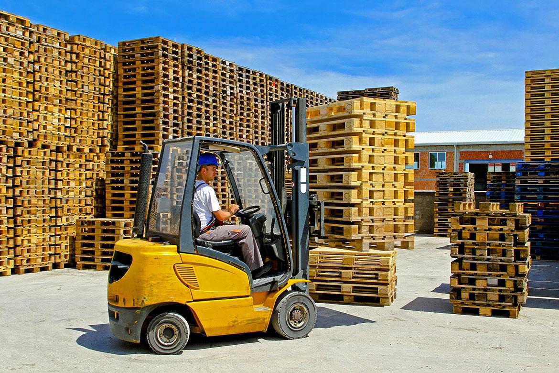 industriële onderaanneming met Roemeense arbeiders