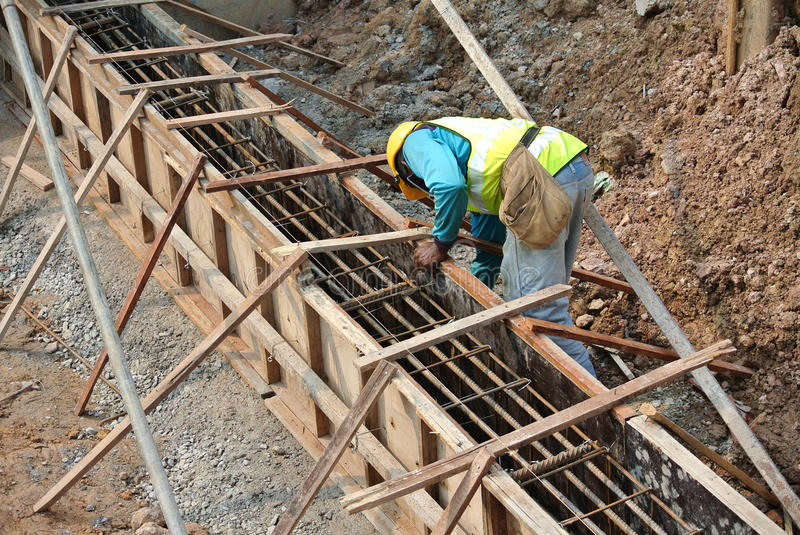 BFY formwork worker concrete